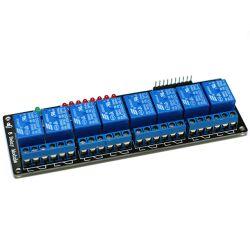 5V/220V 8 Channel Relay Shield LED for Arduino 8 Kanal...