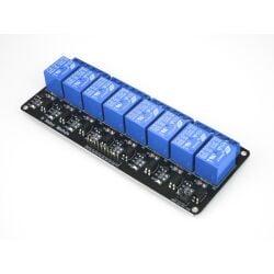 HIMALAYA 5V/220V 8 Channel Optocouplers Relay for Arduino Optokoppler Relais Modul