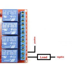 12V/220V 8 Channel Relay Shield Control Interface 8 Kanal USB Relais Module