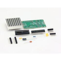 8x8 Dot LED Matrix Module Display DIY Kits MAX7219 MCU...