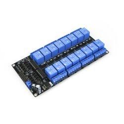 HIMALAYA 12V 16-Kanal Optocouplers Relay Shield for...