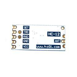 HC-12 433MHz SI4438 Wireless Serial Remote Modul mit Antenna 1000m