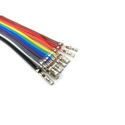 V- TEC Jumper Wires Pre-crimped Terminals 10-Piece...