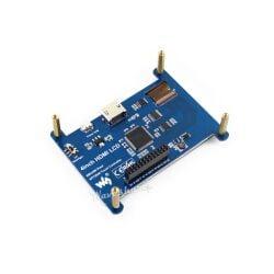 Waveshare 4 inch Raspberry Pi Display 800x480 resistive...