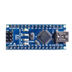 Nano Board ATMEGA mit Expansion Terminal Adapter & mini-USB Kabel Arduino kompatibel