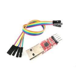 3,3V/5V Typ A USB to TTL Konverter UART 5 Pin Serial STC...