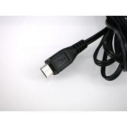 5,1V 2,5A Universal Netzteil micro USB Raspberry Pi 3 Ladegerät Power Adapter Schwarz