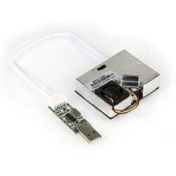 Nova Fitness Feinstaub Sensor Kit SDS018 Laser PM2,5...