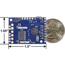 Pololu Tic T825 USB Multi-Interface Stepper Motor...