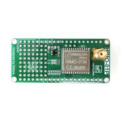 HIMALAYA I/O Adapter Board mit LoRa Modul MCU & SMA...