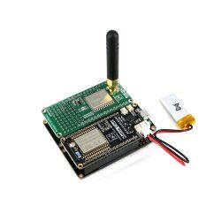 HIMALAYA I/O Adapter Board mit LoRa Modul MCU & SMA Buchse 433MHz