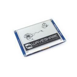Waveshare 4,2 inch 400x300 E-Ink E-Paper Display Module...