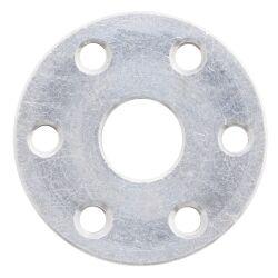 Pololu Universal Aluminum Mounting Hub for 8mm Shaft, M3 Holes (2-Pack)