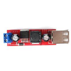 LM2596S DC-DC Step-down Spannungsregler Dual USB 3A...
