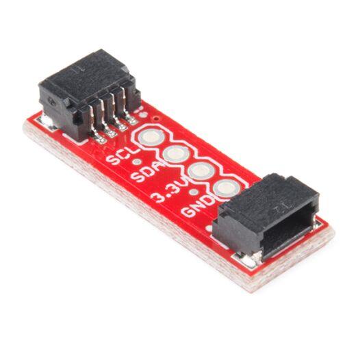 SparkFun Qwiic Adapter, Make I2C (SCL/SDA/3.3V/GND) into Qwiic