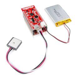 SparkFun Wireless ESP32 Thing Motion Shield