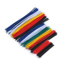 130pcs Pre-Cut Pre-Stripped Jumper Wires 24AWG Multicolor...