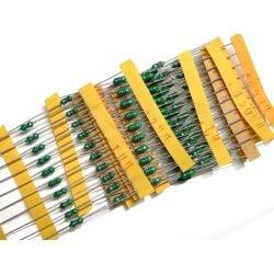 120x 1/4W Induktivität Sortiment Spule Drossel...