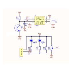 Fotodiode Light Detection Umgebungshelligkeit Sensor Modul for Arduino