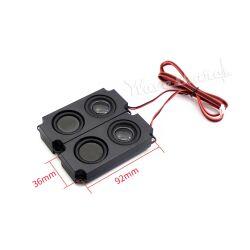 Waveshare 8 Ohm 5W Speaker Lautsprecher
