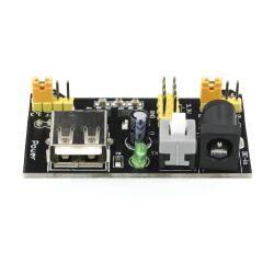 5V 3,3V Stromversorgungsmodul für MB102 Breadboard Power Supply Modul