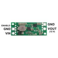 Pololu 12V Step-Up Voltage Regulator U3V70F12
