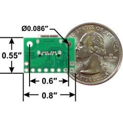 Pololu USB 2.0 Type-C Connector Breakout Board