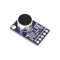 GY-MAX9814 Sound Sensor Module Electret Microphone Amplifier - MAX9814