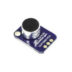 GY-MAX4466 Sound Sensor Module Electret Microphone Amplifier - MAX4466
