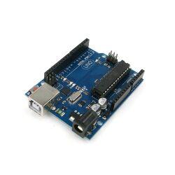 UNO R3 ATmega328P Board ATmega16U2 mit USB Kabel Arduino...