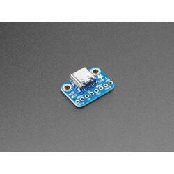 Adafruit USB C Breakout Board - Downstream Connection 5V...