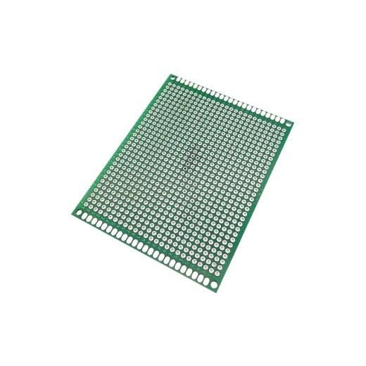 Lochrasterplatine 70x90mm Experimentierplatine Lötplatine Prototype Leiterplatte PCB