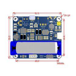 Waveshare Solar Power Management Module, for 6V-24V Solar Panel