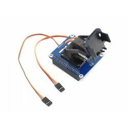 Waveshare 2-DOF Pan-Tilt HAT for Raspberry Pi PWM-Chip...