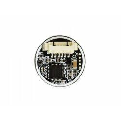 WaveShare Round-shaped All-in-one UART Capacitive Fingerprint Sensor