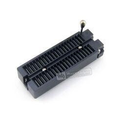 ARIES DIP 40 Pin ZIF Socket (ARIES Black) IC Test &...