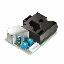 Audiowell Infrared Dust Sensor PM2.5 Detector Air...