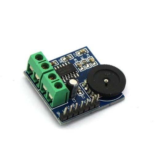 PAM8403 Volume Adjustment 2-Kanal Digital Amplifier Module Audioverstärker