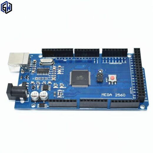 QITA MEGA 2560 R3 Arduino kompatibles Board ATmega2560 CH340G USB CHIP