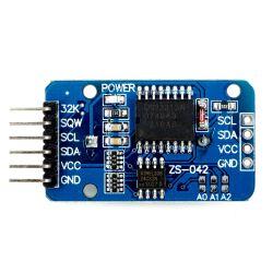 RTC DS3231 I2C Echtzeituhr AT24C32 RTC Modul for Arduino, Ohne Batterie