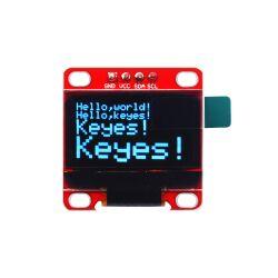 QITA 0,96 Zoll OLED Display SSD1306 128x64 I2C/IIC Modul...