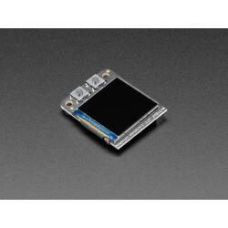 "Adafruit Mini PiTFT 1.3"" - 240x240 TFT Add-on for Raspberry Pi"