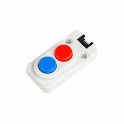 M5Stack Mini Dual Button Unit Support Arduino UIFlow Grove B Port