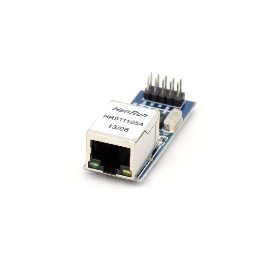 Mini ENC28J60 Ethernet LAN Netzwerk Modul für Arduino, RJ45 mit SPI Kommunikation