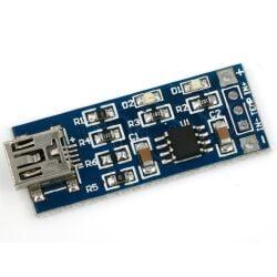 TP4056 mini USB 5V 1A Lithium Battery Charging module...