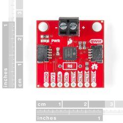 SparkFun Qwiic Thermocouple Amplifier - MCP9600 (Screw Terminals)