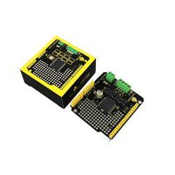 Keyestudio L298P Shield/2A High Current Dual Motor Driver Module for Arduino