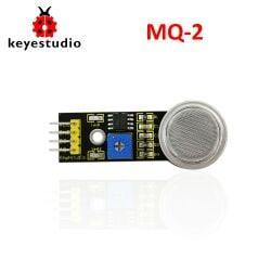 Keyestudio Analog Gas Sensor(MQ-2) for Arduino...