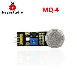Keyestudio MQ-4 Natural Gas Methane Sensor Detection Module for Arduino