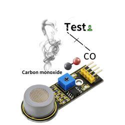 Keyestudio MQ-7 Carbon Monoxide CO Gas Sensor Detection Module for Arduino